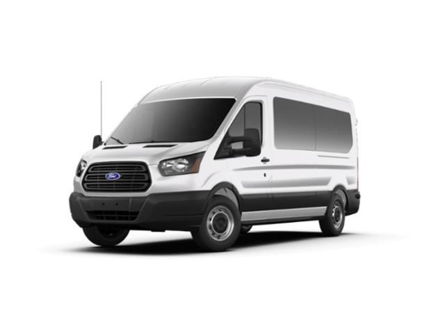 2019 Ford Transit-350 XL w/Sliding Pass-Side Cargo Door Van